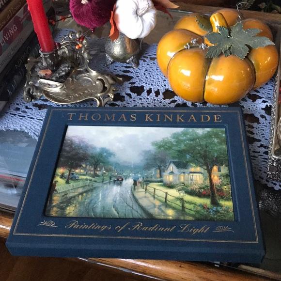 Thomas Kinkade paintings album
